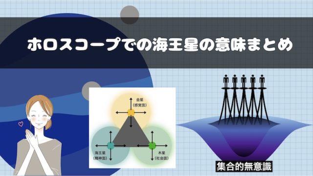 ホロスコープ海王星の意味