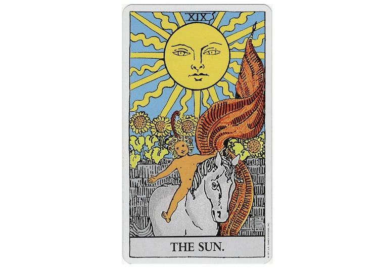 タロット占い太陽の意味とは