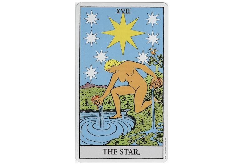 タロット占い星の意味とは