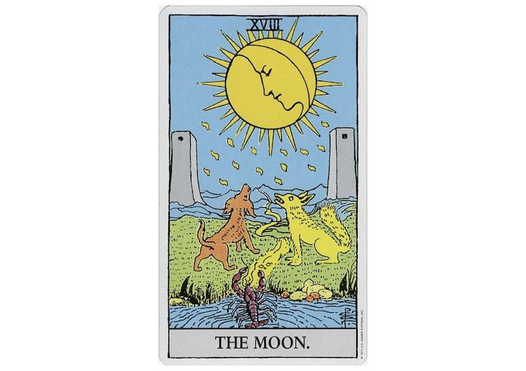 タロット占い月の意味とは
