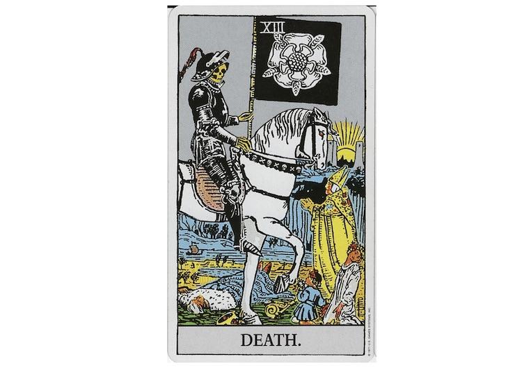 タロット死神の意味